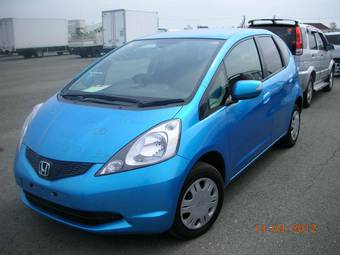 2010 Honda FIT Pictures