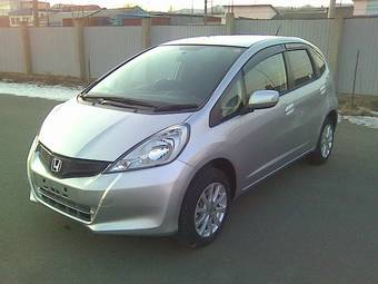 2011 Honda FIT For Sale