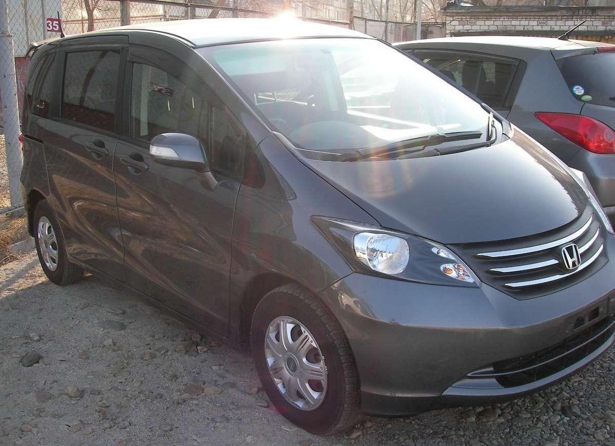 2010 Honda Freed specs, Engine size 1.5l., Fuel type ...
