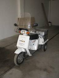 2007 Honda GYRO X Photos