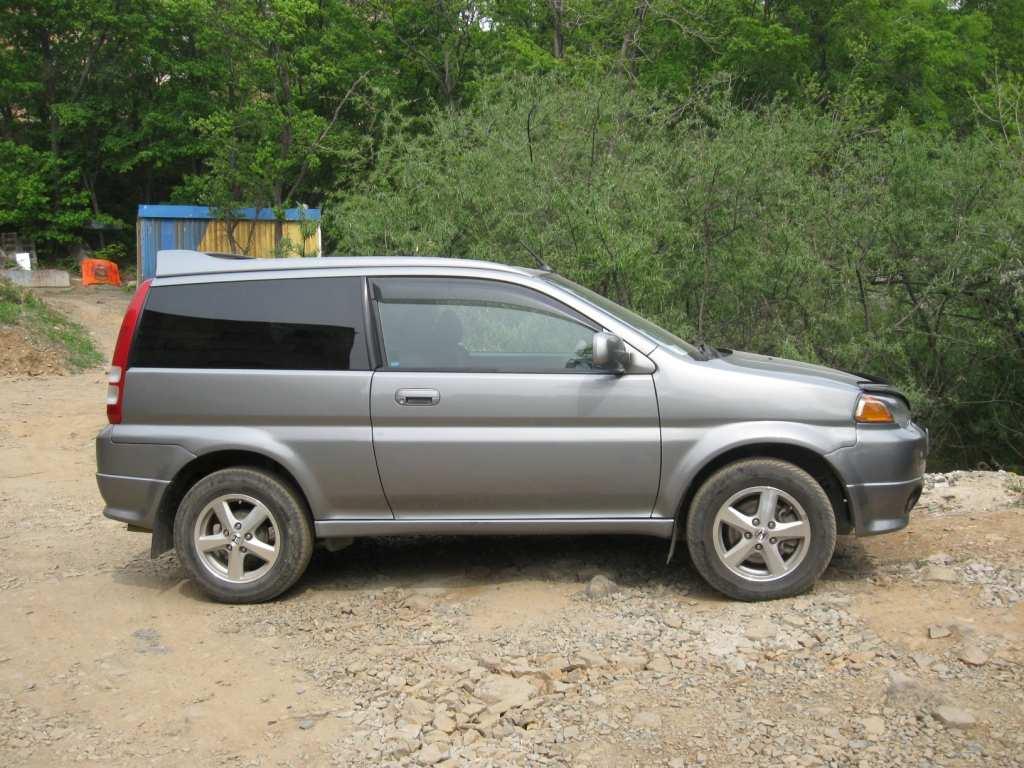 Car Door Window Replacement Cost >> 2000 Honda HR-V Photos, 1.6, Gasoline, CVT For Sale