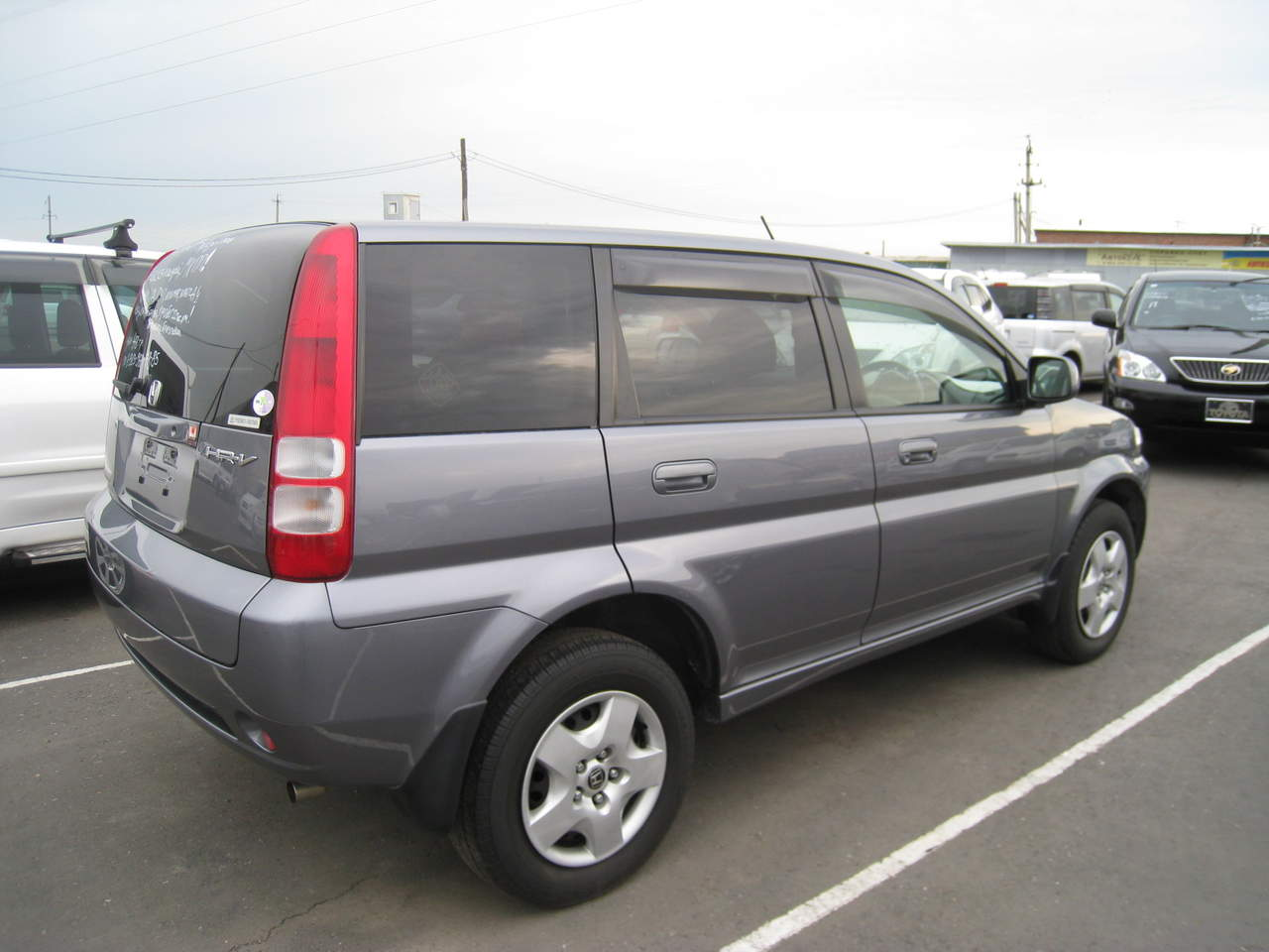 Car Door Window Replacement Cost >> 2004 Honda HR-V Pictures, 1.6l., Gasoline, FF, Manual For Sale