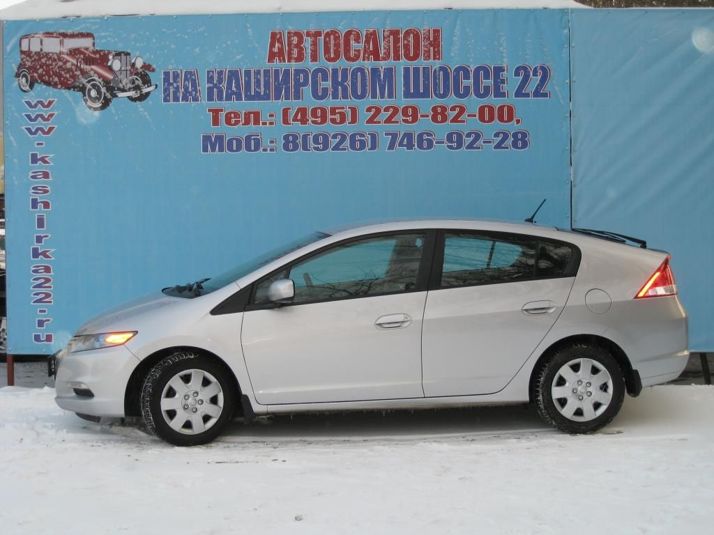 2010 Honda Insight Pictures 1 3l Ff Automatic For Sale