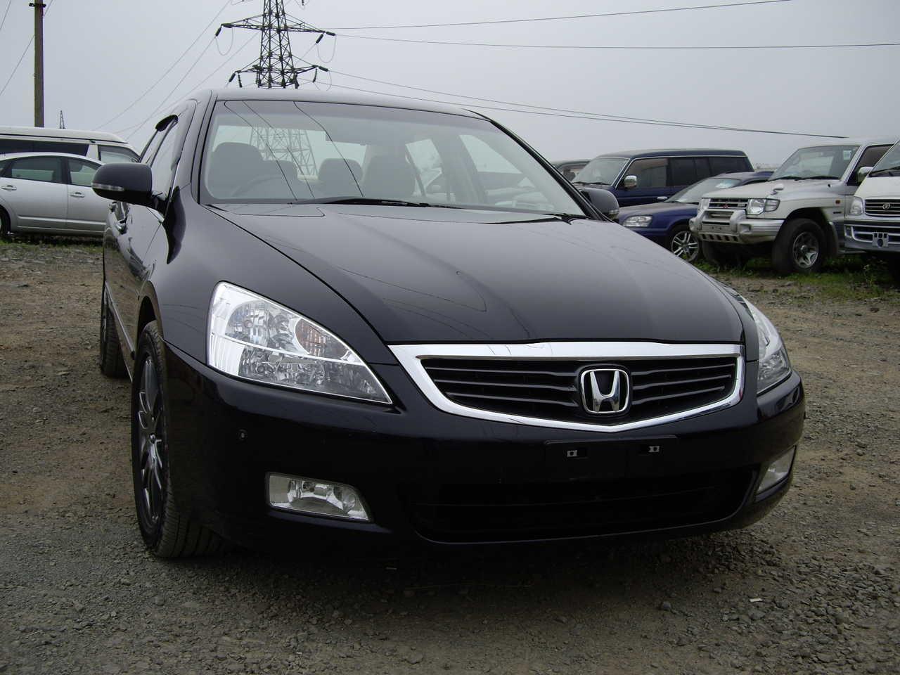 2004 Honda Inspire For Sale, 3000cc., Gasoline, FF, CVT For Sale
