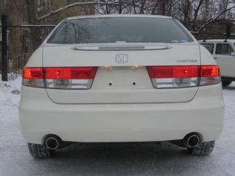 Honda on 2005 Honda Inspire Images
