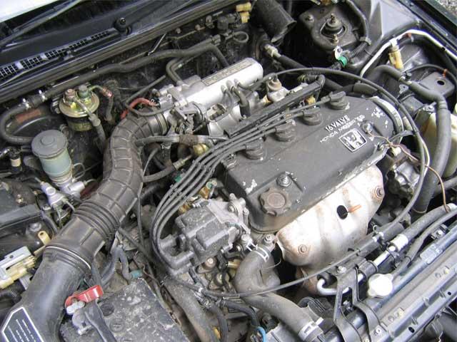 Acura Integra Motor Hondashowoff Acura Integra Da - 1990 acura integra motor