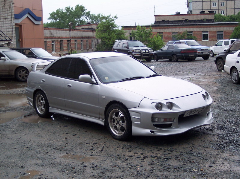 Honda Integra Pictures Cc Gasoline FF Manual For Sale - 1995 acura integra engine