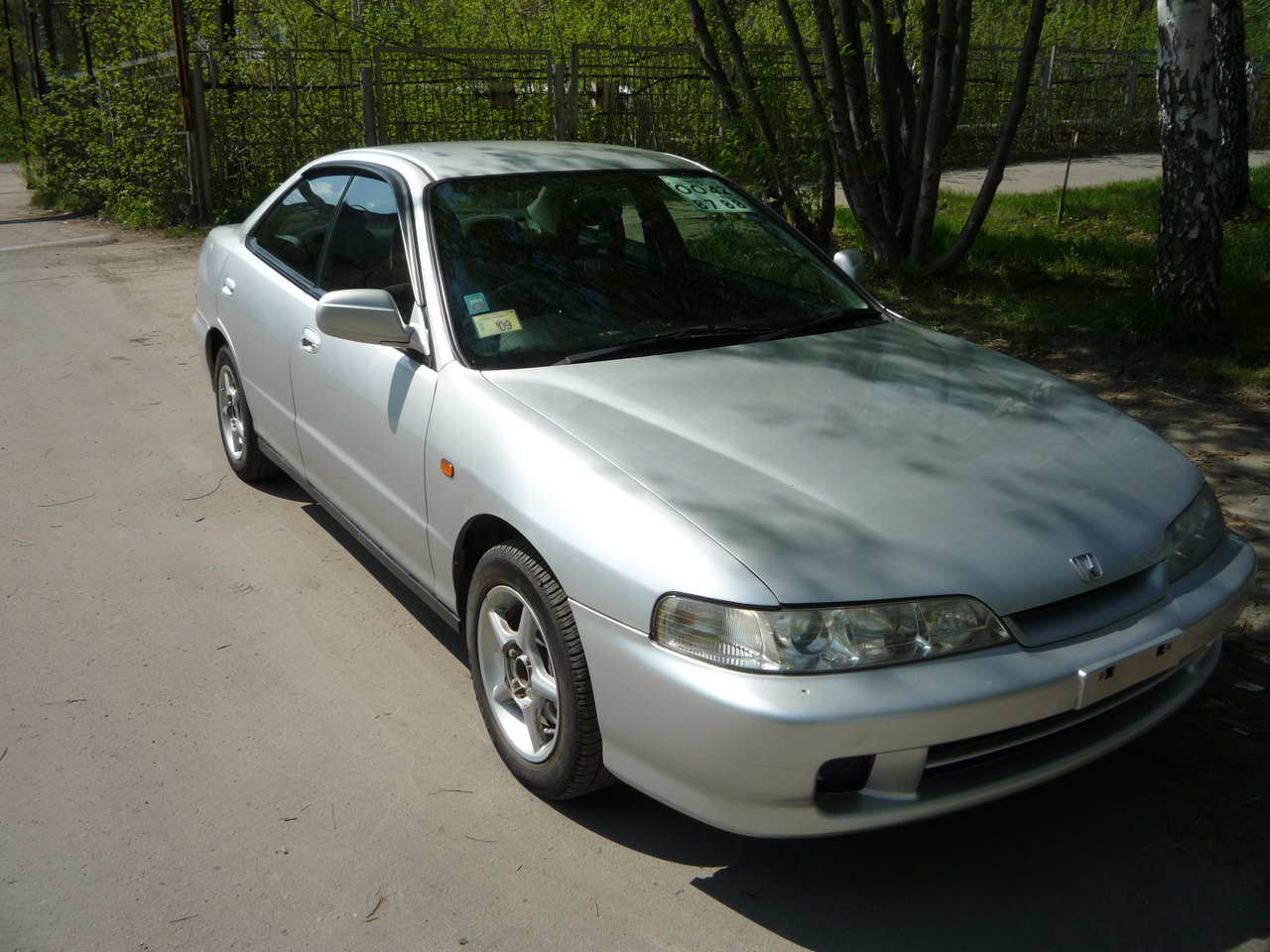 2000 honda integra for sale 1600cc gasoline ff automatic for sale. Black Bedroom Furniture Sets. Home Design Ideas