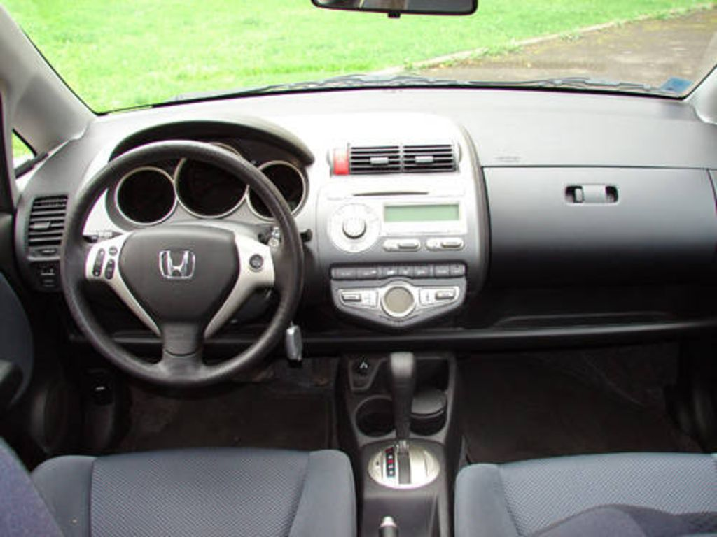 2007 Honda Jazz For Sale