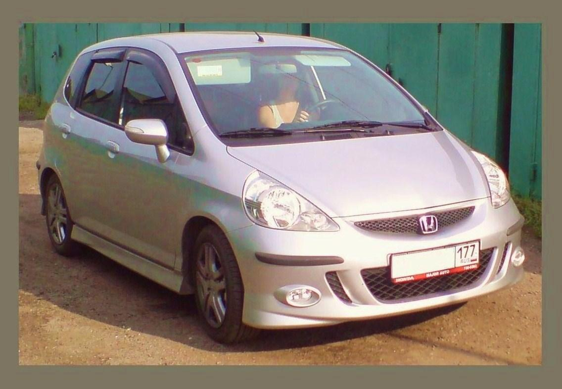 2007 Honda JAZZ Pics, 1.4, Gasoline, FF, CVT For Sale