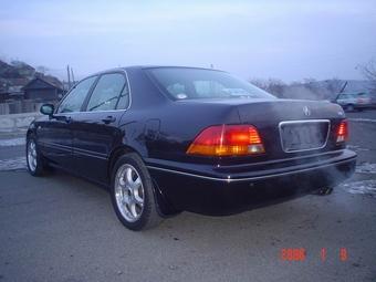 1997 Honda Legend specs