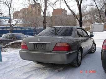 1999 Honda Legend specs: mpg, towing capacity, size, photos
