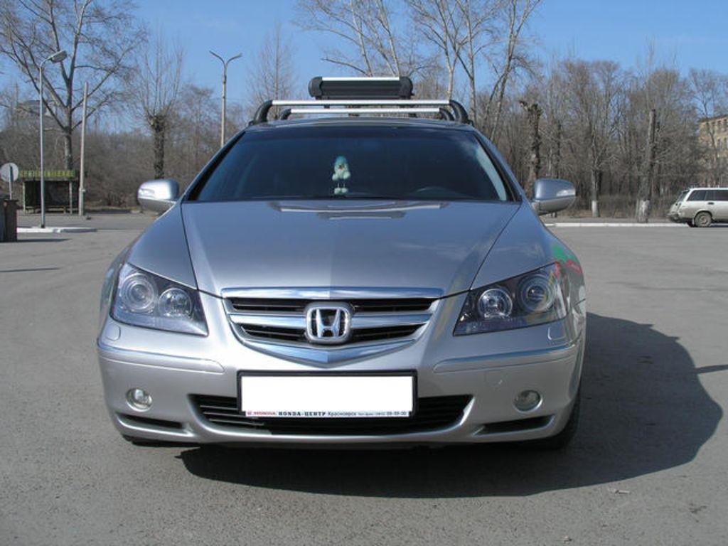 2007 Honda Legend Photos