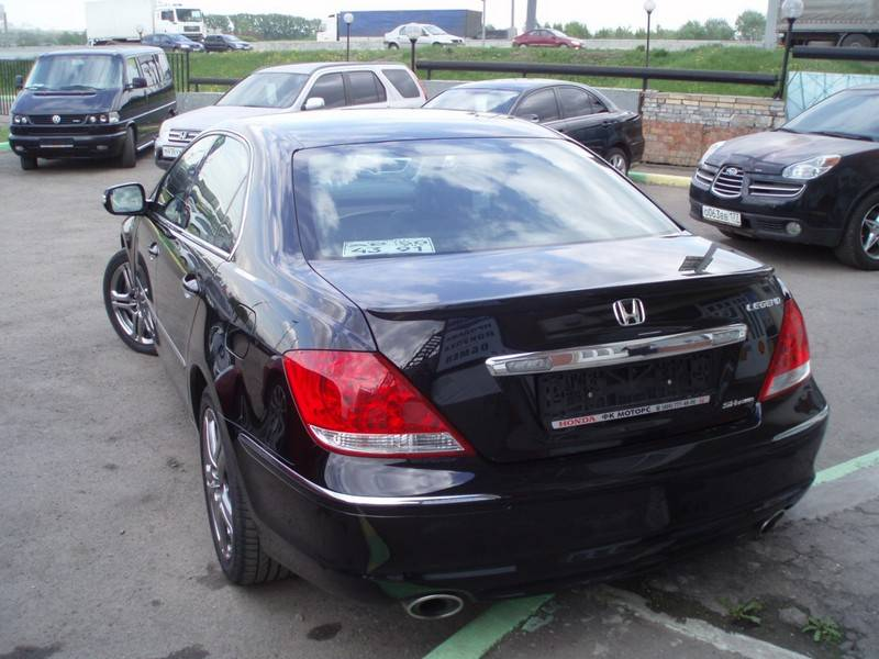 2007 Honda Legend Pictures 3 5l For Sale