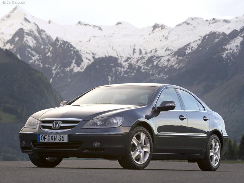 2008 Honda Legend Pictures, 3.5l., Gasoline, Automatic For ...