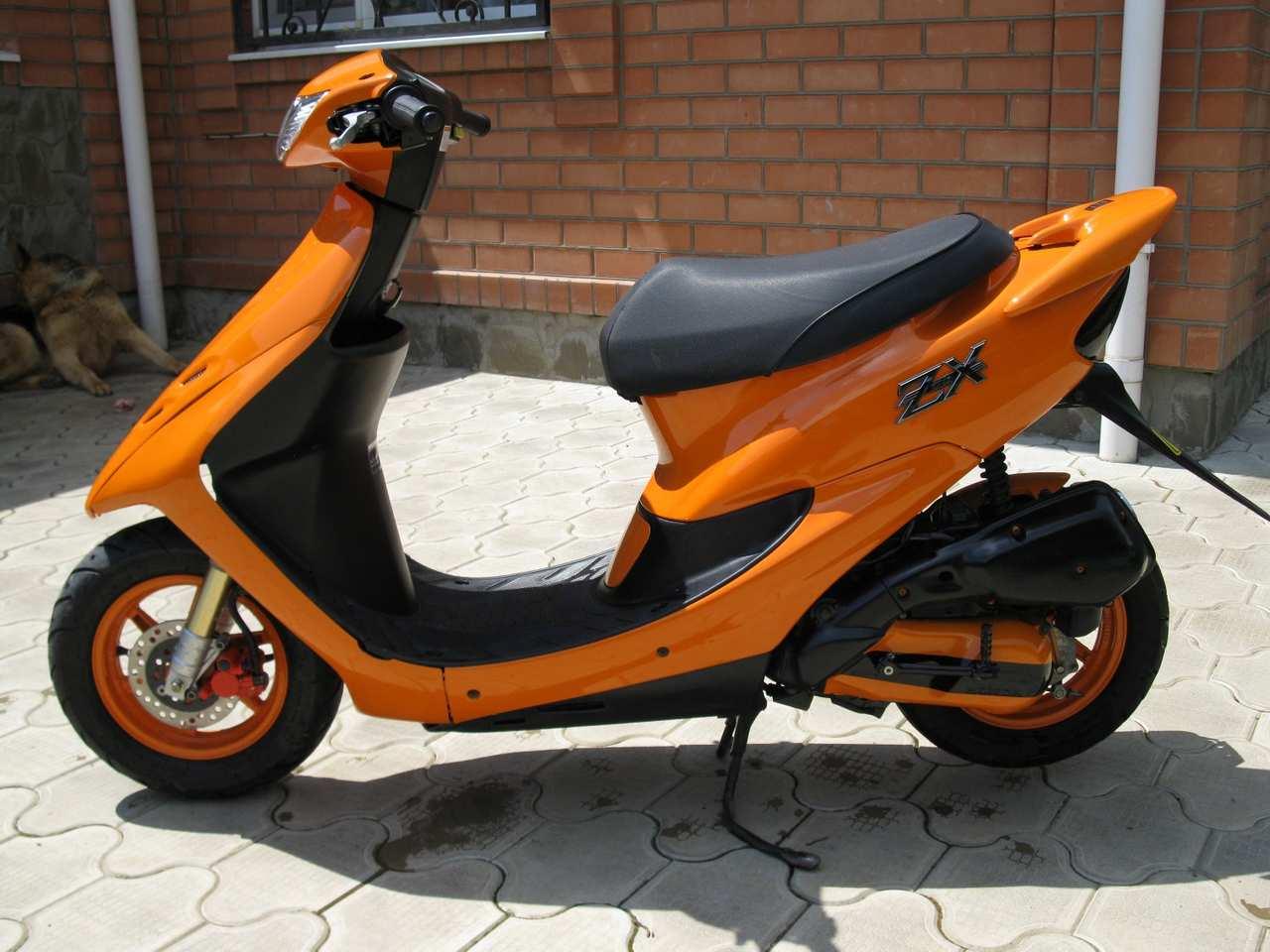 2003 Honda LIVE DIO ZX Images, 50cc. For Sale