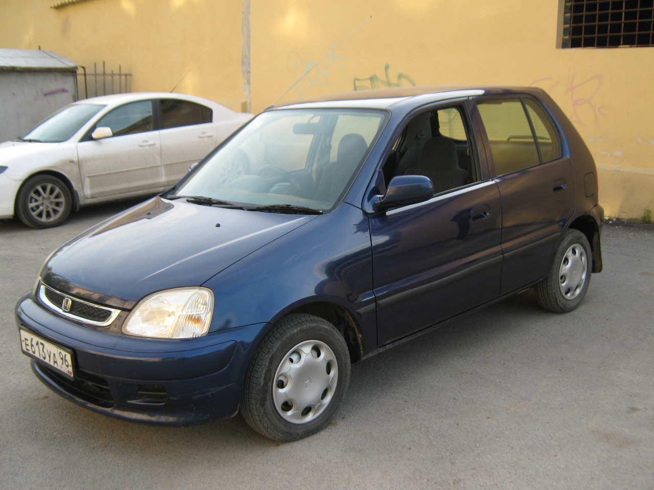 2001 Honda LOGO Pictures, 1.3l., Gasoline, FF, Automatic For Sale