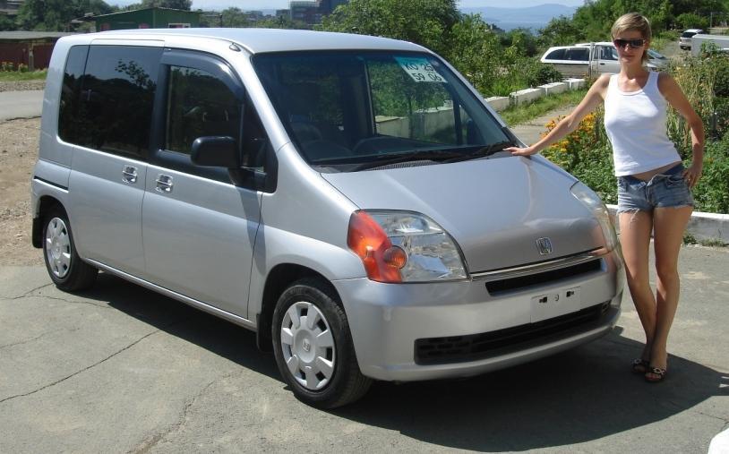2002 Honda Mobilio Photos, 1.5, Gasoline, FF, CVT For Sale