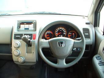2005 Honda Mobilio specs, Engine size 1500cm3, Fuel type ...