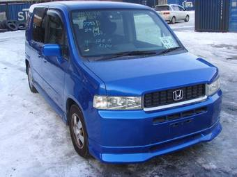 2002 Honda Mobilio Spike Pictures