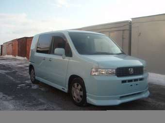 2003 Honda Mobilio Spike specs: mpg, towing capacity, size ...