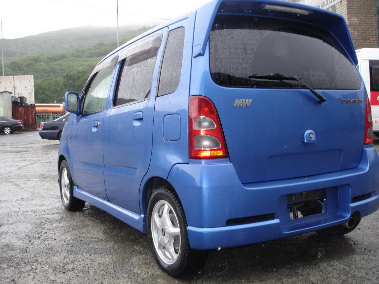 2003 Honda Mobilio Spike specs, Engine size 1.3, Fuel type ...