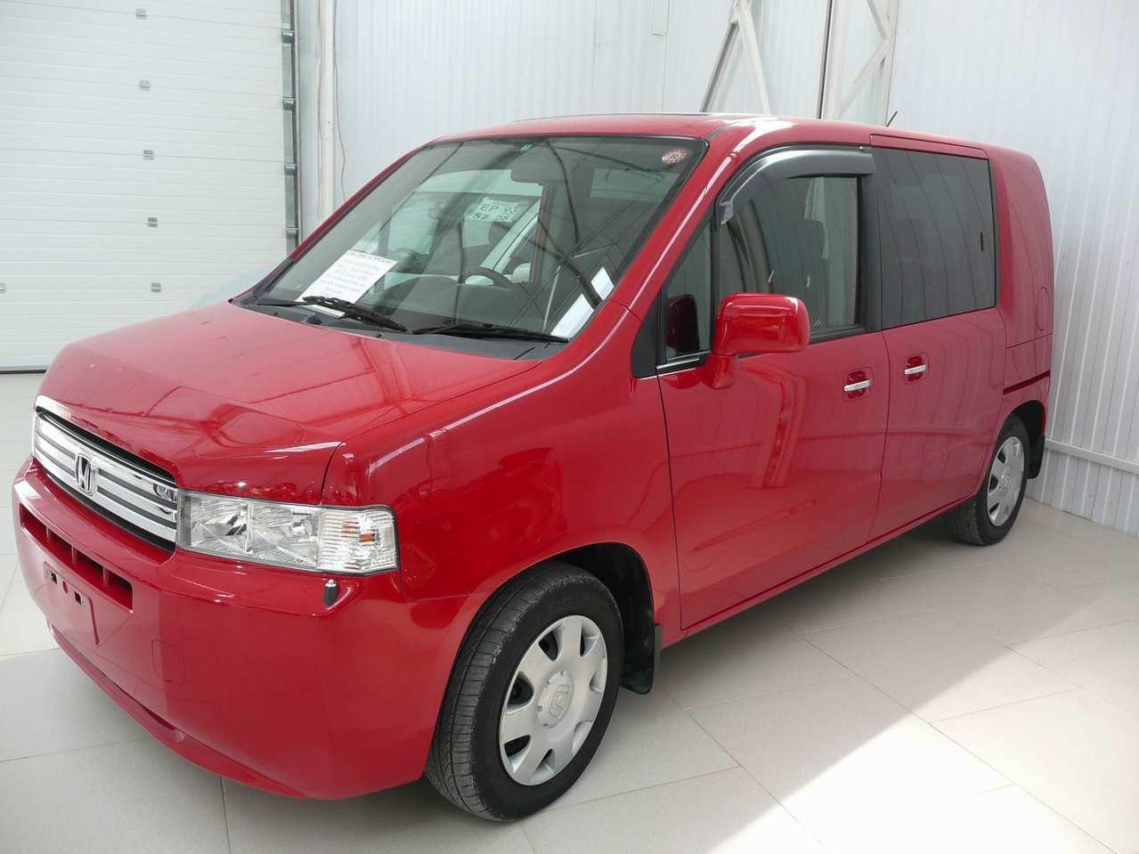 Used 2005 Honda Mobilio Spike Photos 1500cc Gasoline Ff Cvt For