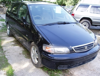 used 1998 honda odyssey pictures gasoline ff automatic for sale. Black Bedroom Furniture Sets. Home Design Ideas