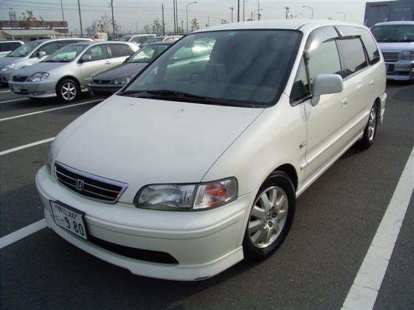 1998 Honda Odyssey Pictures