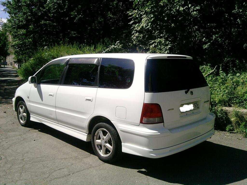 1999 Honda Odyssey Photos