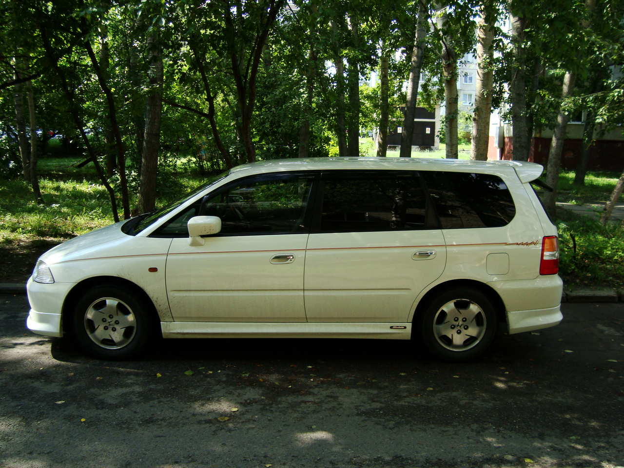 2000 Honda Odyssey Ex Transmission Problems