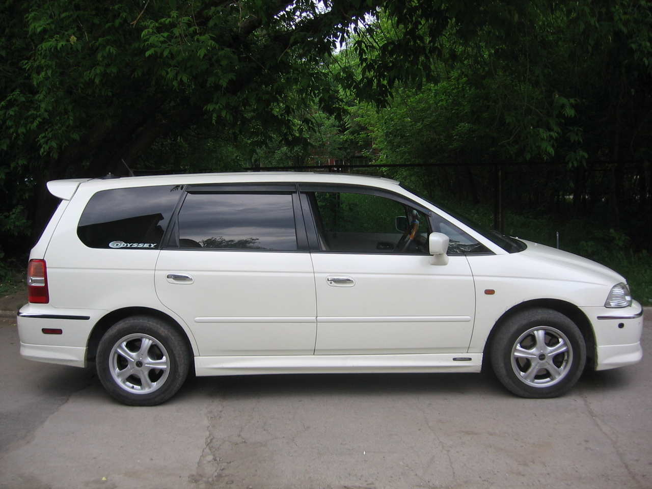 2001 Honda Odyssey Pictures 2 0l Gasoline Automatic