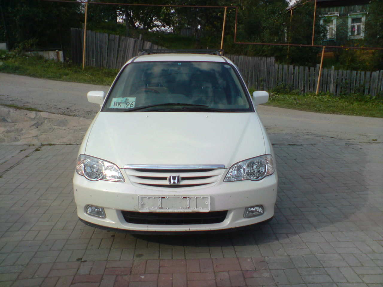 used 2001 honda odyssey photos 2300cc gasoline ff automatic for sale. Black Bedroom Furniture Sets. Home Design Ideas