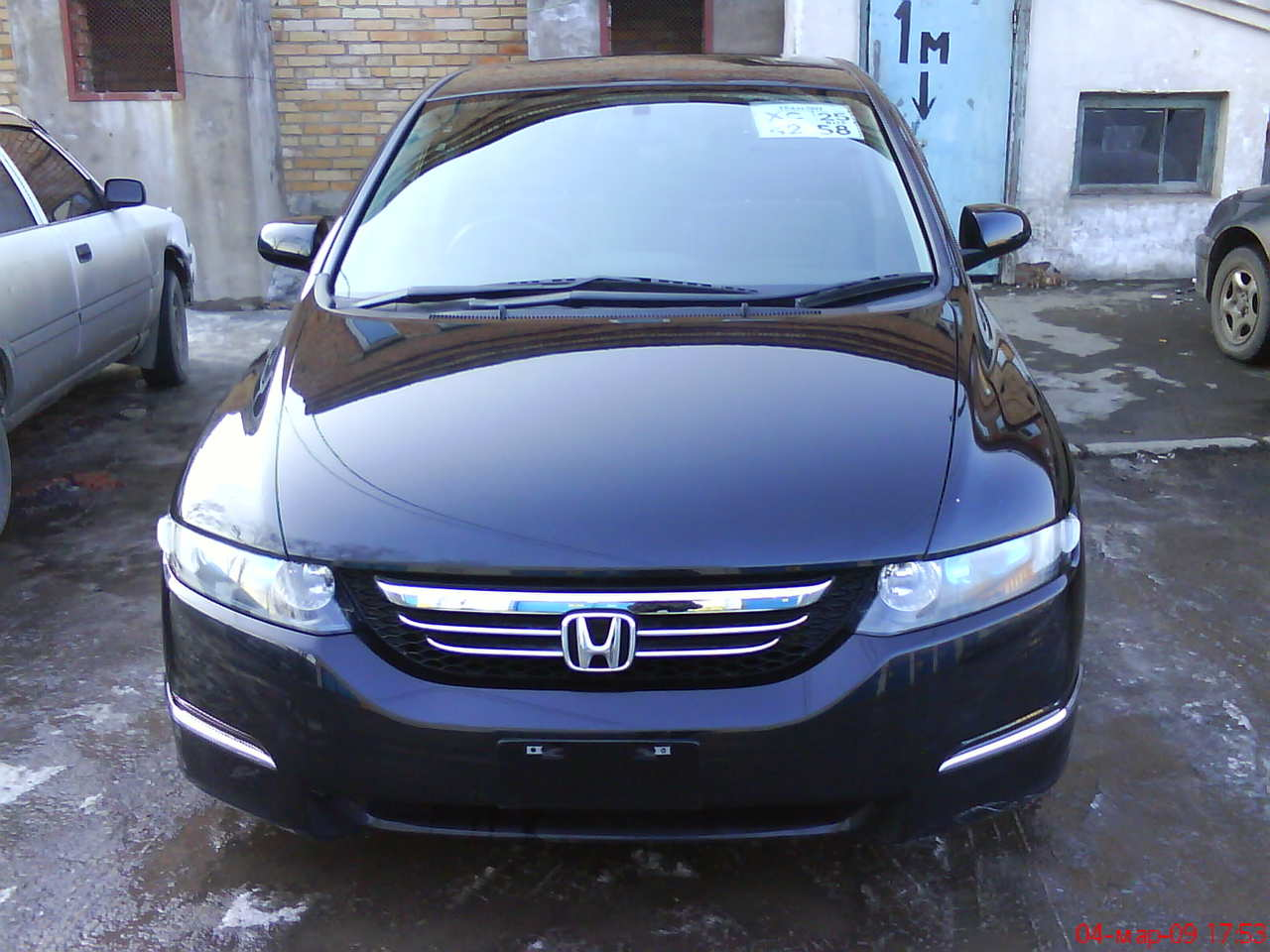 2003 honda odyssey photos 2 4 gasoline cvt for sale. Black Bedroom Furniture Sets. Home Design Ideas