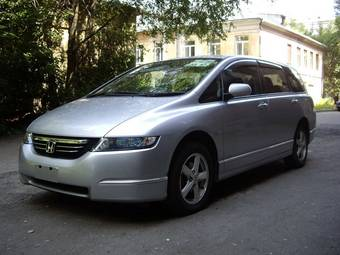 used 2003 honda odyssey photos 2400cc gasoline. Black Bedroom Furniture Sets. Home Design Ideas
