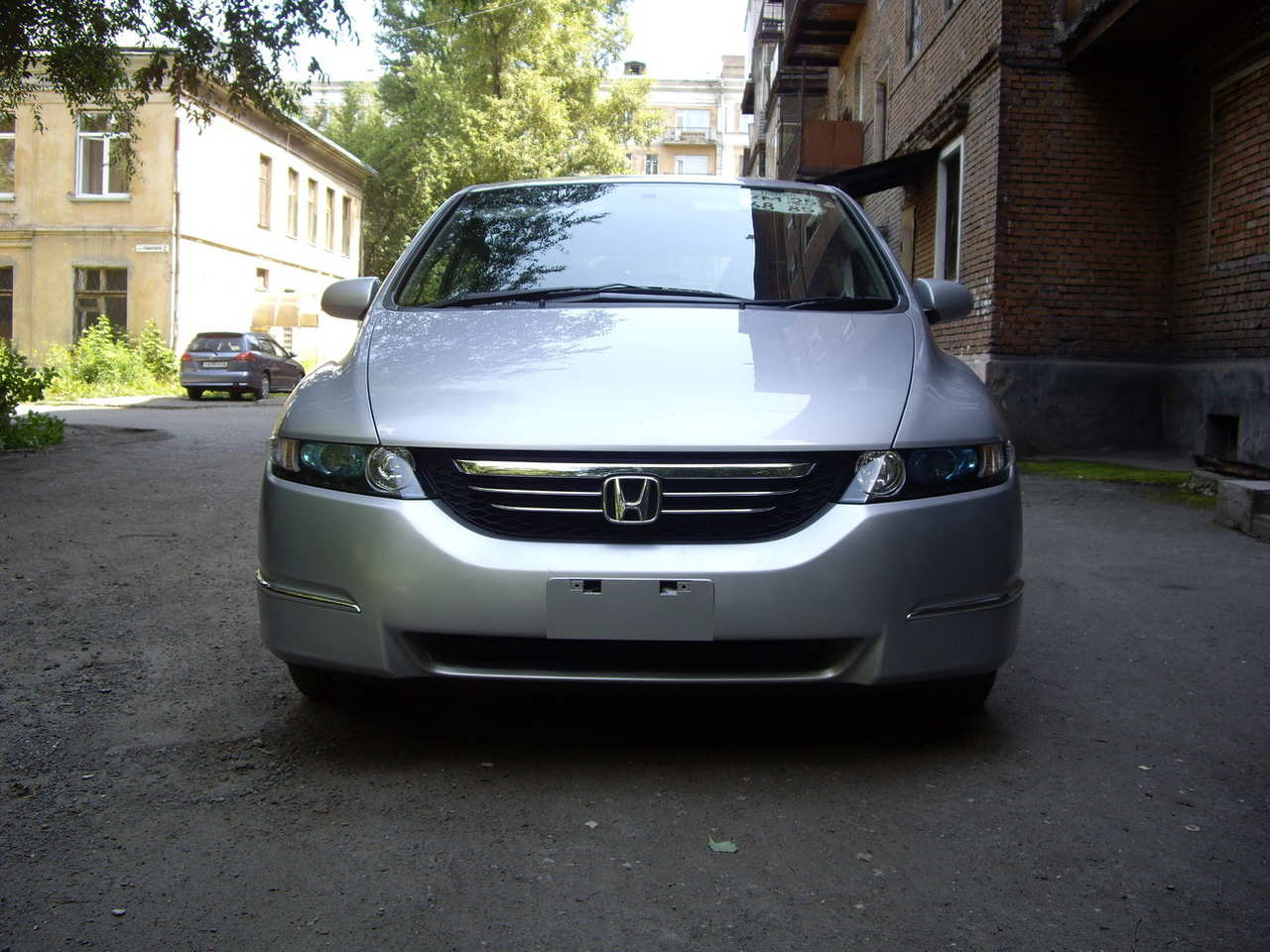 2003 honda odyssey photos 2 4 gasoline automatic for sale. Black Bedroom Furniture Sets. Home Design Ideas
