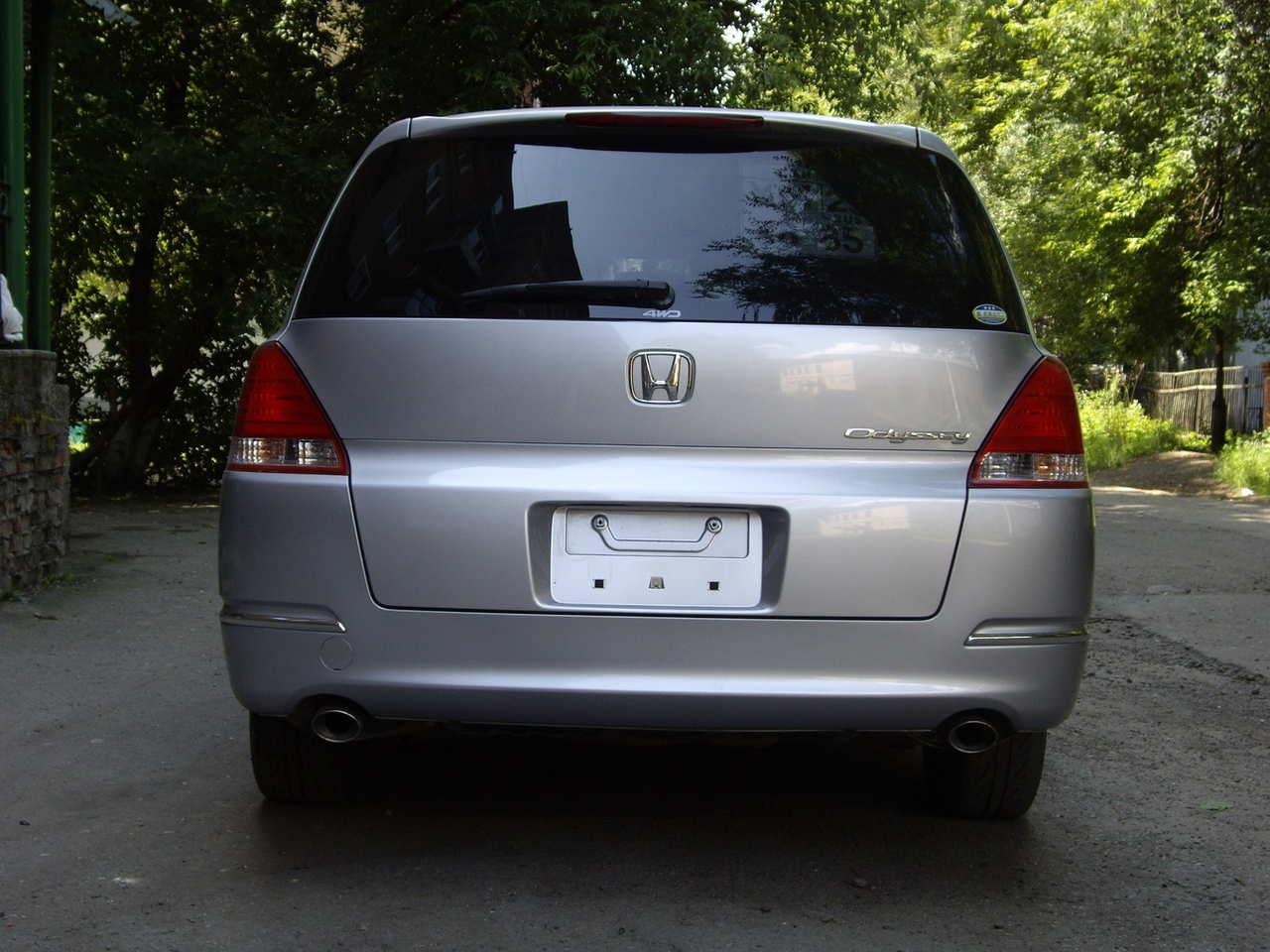 2003 honda odyssey for sale 2400cc gasoline automatic. Black Bedroom Furniture Sets. Home Design Ideas