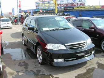 used 2003 honda odyssey photos 2300cc gasoline ff. Black Bedroom Furniture Sets. Home Design Ideas