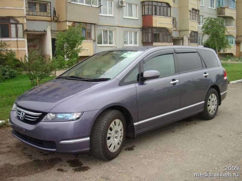 2004 honda odyssey photos 2 4 gasoline ff cvt for sale. Black Bedroom Furniture Sets. Home Design Ideas