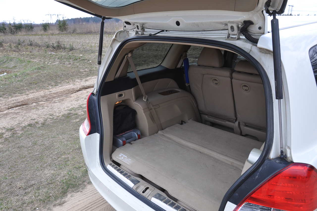 2004 honda odyssey for sale 2400cc gasoline ff. Black Bedroom Furniture Sets. Home Design Ideas