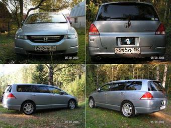 2004 honda odyssey pictures gasoline automatic. Black Bedroom Furniture Sets. Home Design Ideas