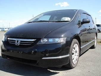 2004 honda odyssey pictures gasoline ff automatic for sale. Black Bedroom Furniture Sets. Home Design Ideas