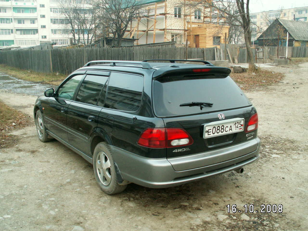 Used 2000 Honda Orthia Photos, 2000cc., Gasoline, Automatic For Sale