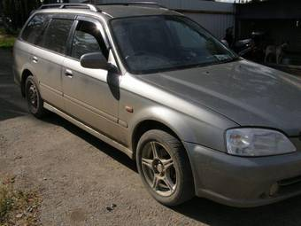 2001 Honda Orthia Pictures