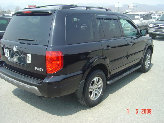 2002 Honda Pilot For Sale, 3500cc., Gasoline, Automatic For Sale