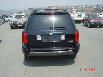 2002 Honda Pilot specs, Engine size 3.5l., Fuel type ...