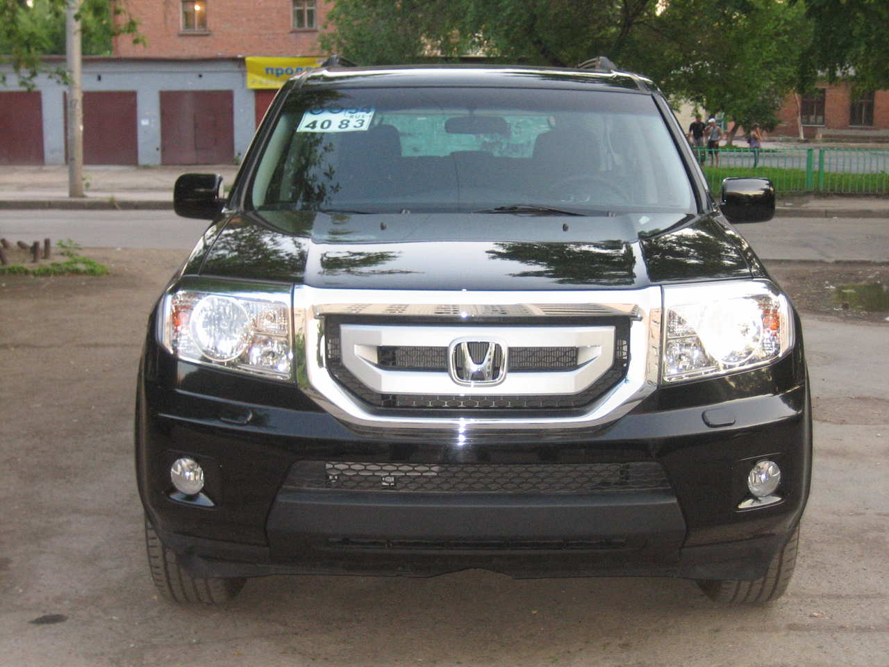 used 2008 honda pilot photos 3500cc gasoline automatic for sale. Black Bedroom Furniture Sets. Home Design Ideas