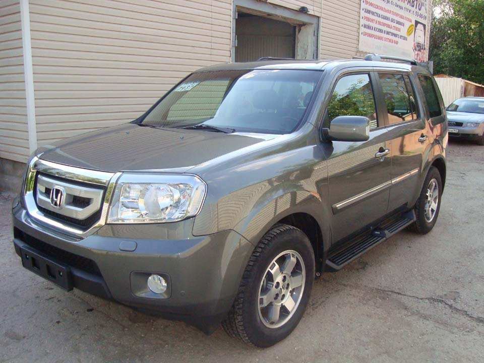 used 2008 honda pilot photos 3500cc for sale. Black Bedroom Furniture Sets. Home Design Ideas