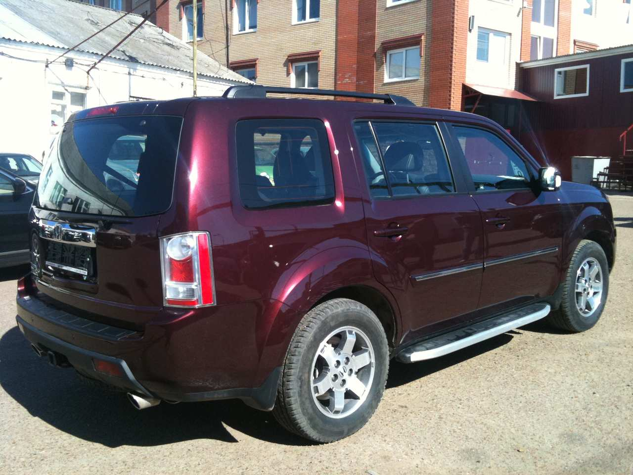 2009 honda pilot photos 3 5 gasoline automatic for sale. Black Bedroom Furniture Sets. Home Design Ideas