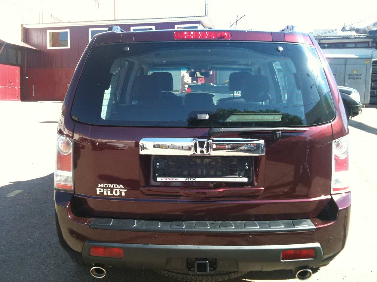2009 honda pilot for sale 3500cc gasoline automatic for sale. Black Bedroom Furniture Sets. Home Design Ideas